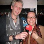 Peer Wagener und Julia Kokke