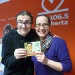 Julia Kokke bei Carsten Steckel Radio Leinehertz 106,5