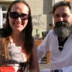 Asternstraßenfest Julia Kokke und Christoph Ehleben