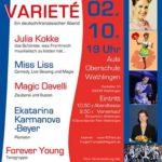 Deutsch-Französischer Abend in Wathlingen 02.10.2015