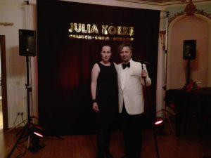 Französische Chansons Julia Kokke Lemgo