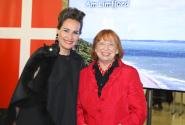 Julia Kokke und Ingrid Hofmann - Honorarkonsulin des Königreichs Dänemark und Geschäftsführerin der I. K. Hofmann GmbH (Hofmann Personal)