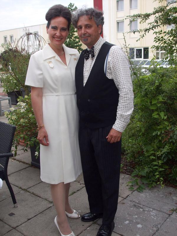 Julia Kokke + Christoph Ehleben Chansons Hochzeit Göttingen