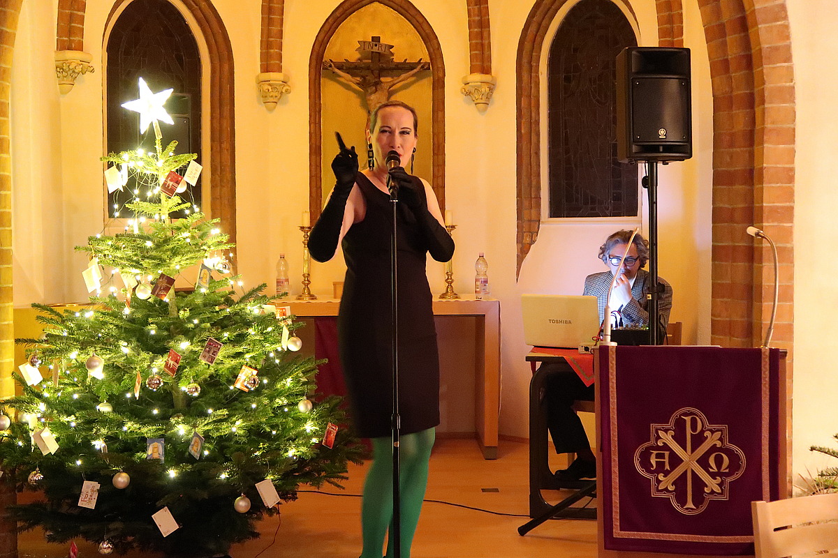 Anna Meyberg Haus Weihnachtsfeier Julia Kokke 2017